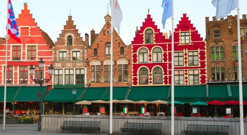 luxe hotel brugge